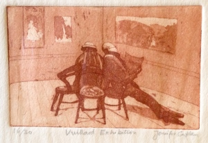 Etchings by Jennifer Beales