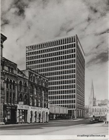 Robinson building exterior
