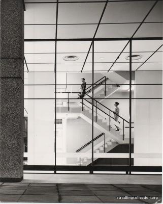 Robinson building interior staircase-001