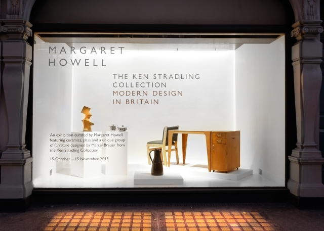 Margaret Howell window display 3